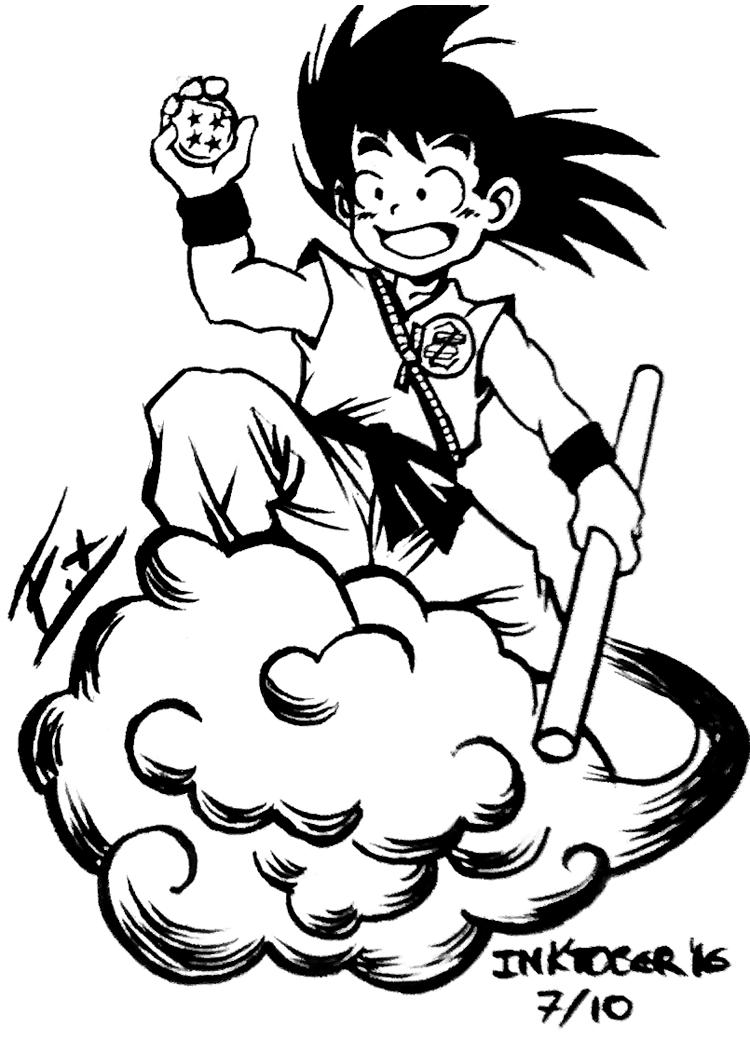 7 Son Goku