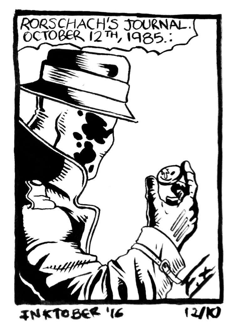 12 Rorschach