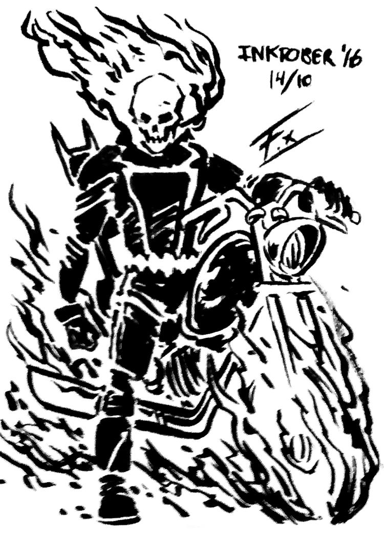 14 Ghost Rider