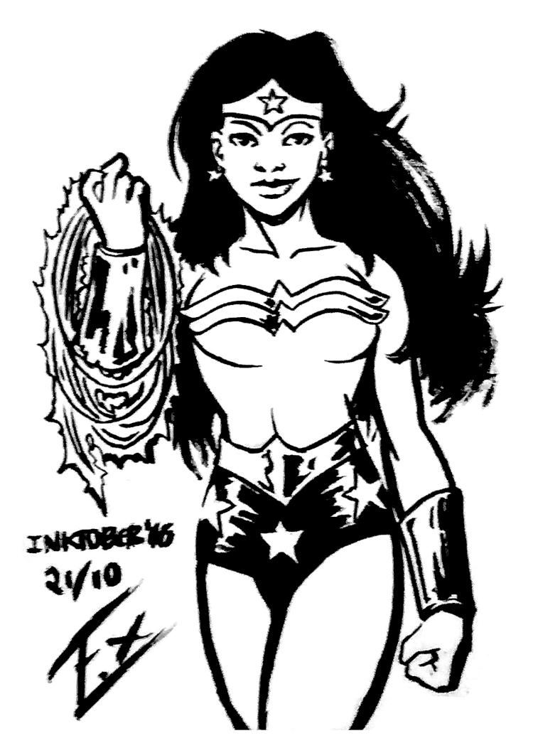21 Wonder Woman