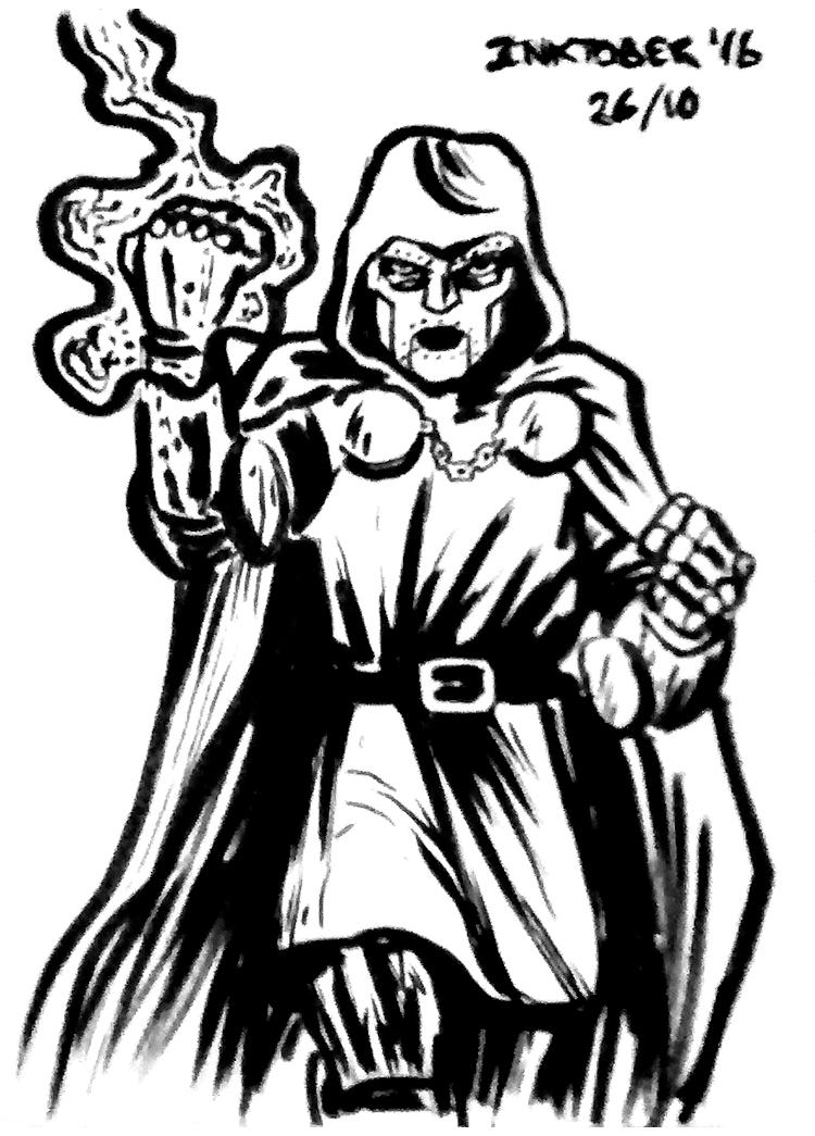 26 Dr Doom